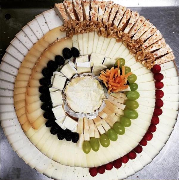 Taules de formatges